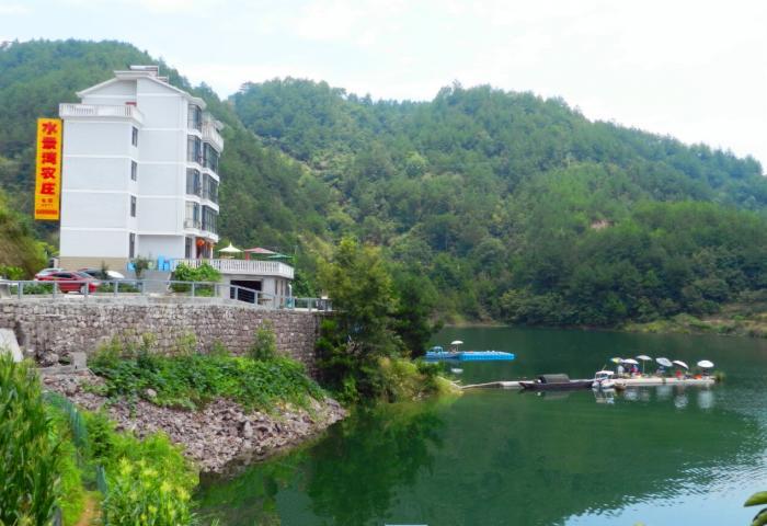 千岛湖水景湾农家旅店+客栈环境
