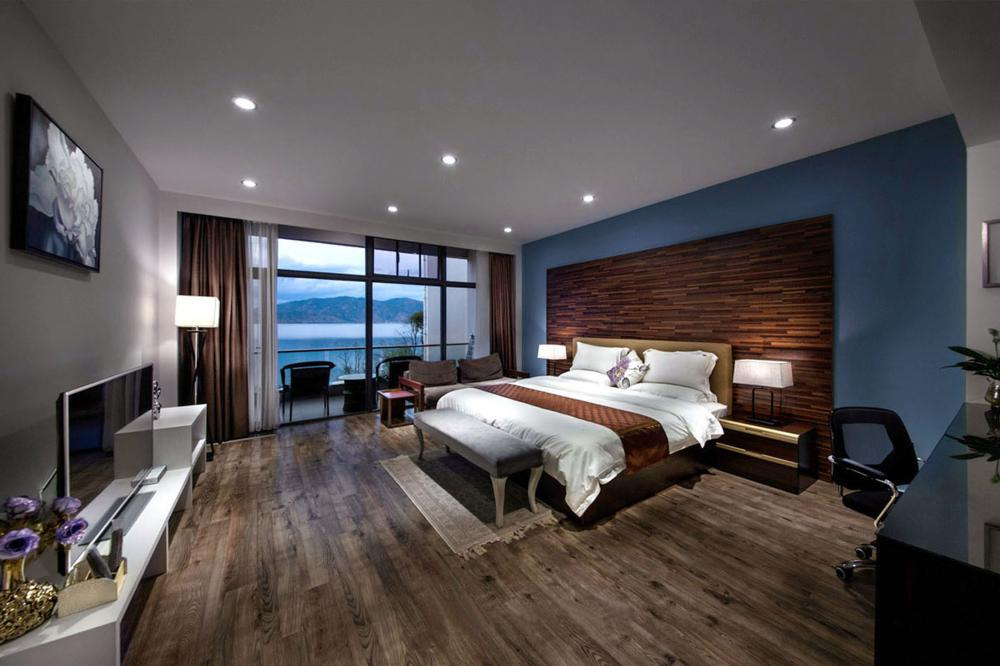 欧式豪华海景卧室