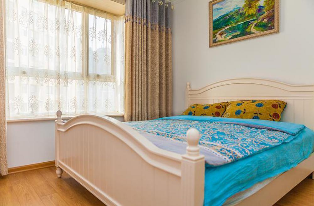 背景墙 床 房间 家居 家具 设计 卧室 卧室装修 现代 装修 1000_655