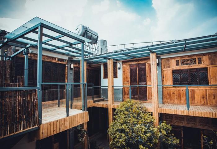 谦森岛庄园最新别墅
