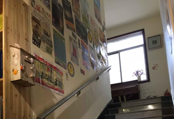 烟台海岸国际青年旅舍+客栈环境