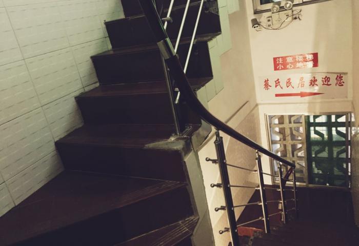 蔡氏民居+客栈环境