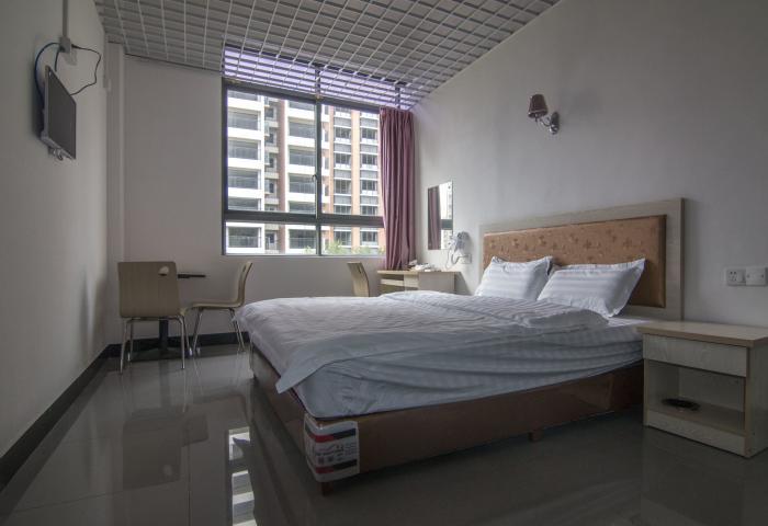乐驿连锁公寓(华广店)总店+集中式公寓房间