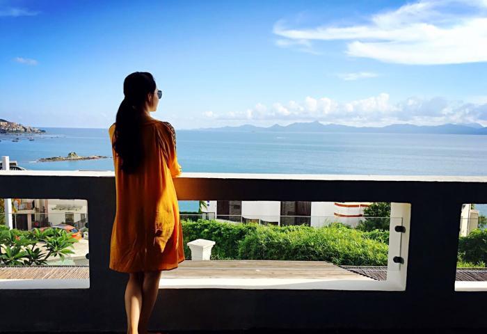 红珊瑚乐享度假别墅+客栈环境