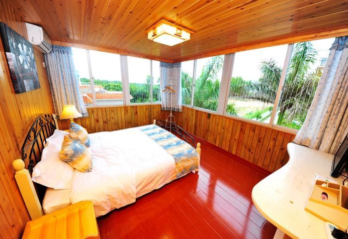 家和圆+好美好美的温馨木屋,视野开阔