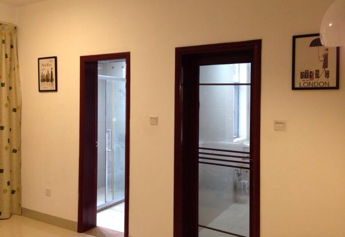 乐驿连锁公寓(华广店)总店+分散式公寓房间