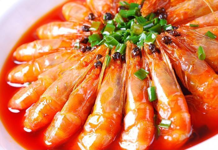 长岛家悦渔家客栈+长岛特产——油焖大虾